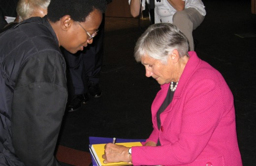 Diane Ravitch: public education in danger