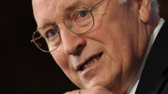 Cheney blasted for blocking oil well safety valve