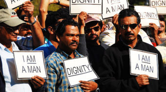 Indian workers on Gulf Coast fight modern day slavery