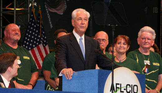 IBEW adds its voice to call for changes in Obamacare