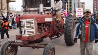 Video: Farmer-labor alliance reborn in Wisconsin