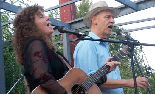 Concert in tribute to Anne Feeney a big success