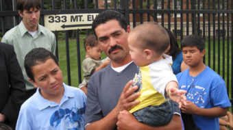 Family hopeful after deportation delay