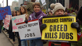 Health care reform equals jobs, small business owners say