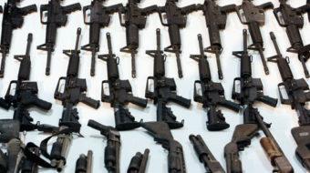 Furious reaction to U.S. gun exporting scheme