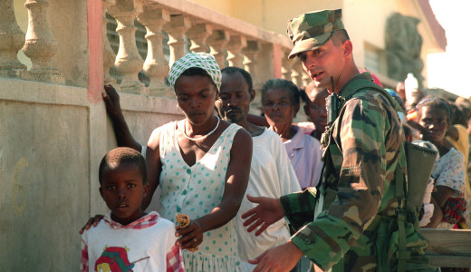 Racism and counter-revolution: Cuba and Haiti