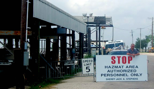 Oil spill workers report illness, possible long term effects