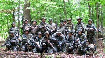 "Militia arrests signal return of armed ""patriot"" groups"
