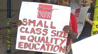 Big business drives Illinois anti-teacher bill