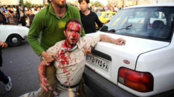 Appeal for solidarity with Iranian people