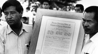 Cesar Chavez film is excellent addition to labor history