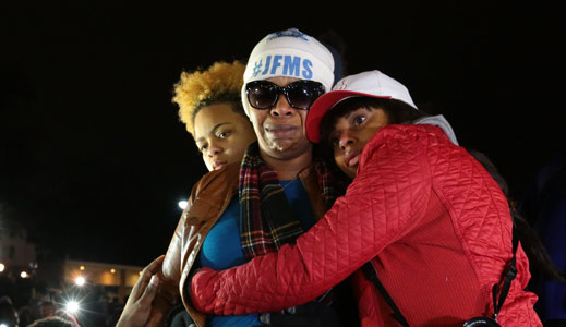 Turning Ferguson outrage into united action for justice