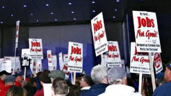 Labor: 'It's jobs, not the deficit, stupid!'