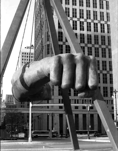How Joe Louis became a symbol of the fight against racism