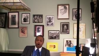 Kenneth Anderson keeps alive the spirit of Paul Robeson