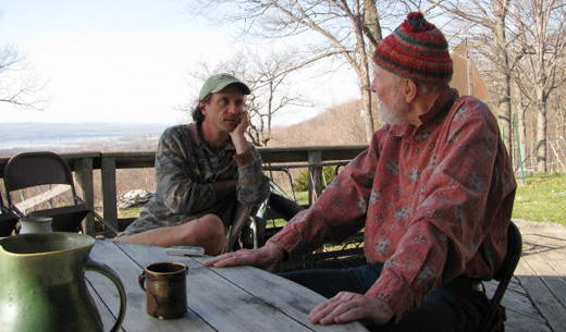 Pete Seeger on the power of songs, an interview