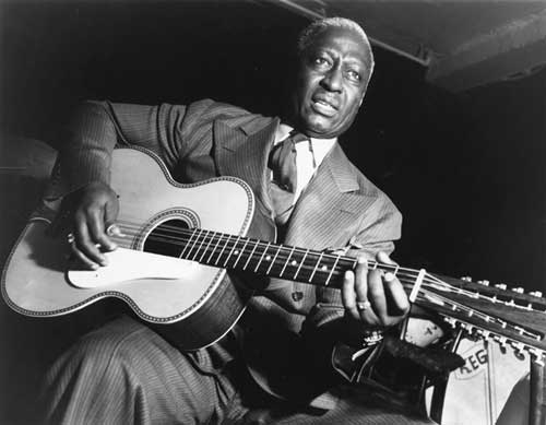 Lead Belly discography released