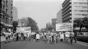 Today in women's history: Redstockings holds abortion speak out