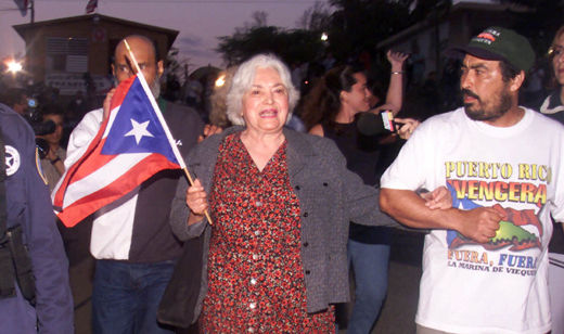 Lolita Lebron, Puerto Rico independence leader, dies at 90