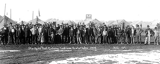 The Ludlow Massacre: Never to be forgotten!