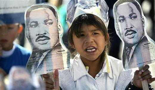 U.S. prepares to celebrate MLK Jr. Day