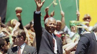 Nelson Mandela – a memory