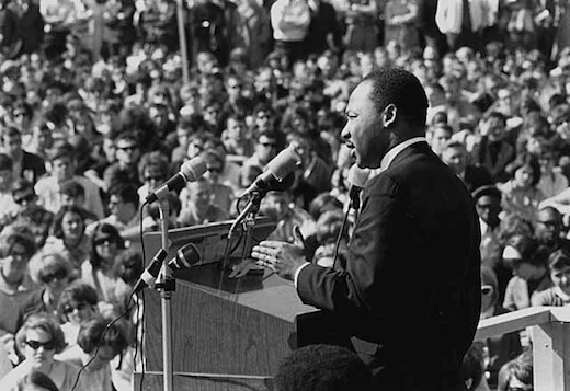 Today in labor history: Martin Luther King Jr. awarded Nobel Peace Prize