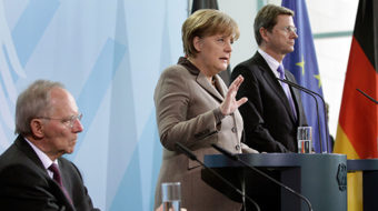 Flip-flops and elections in Germany