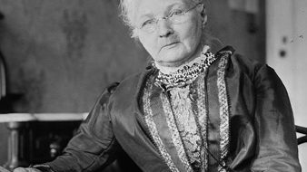 """Today in women's history: Mother Jones ordered to stop """"stirring up"""" miners"""