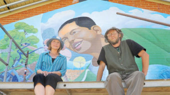 Mural in Arizona town sparks racist remarks
