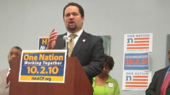 NAACP takes lead on Oct. 2 jobs march