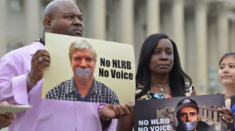 AFL-CIO, ally protest deep cuts in House Labor-HHS money bill