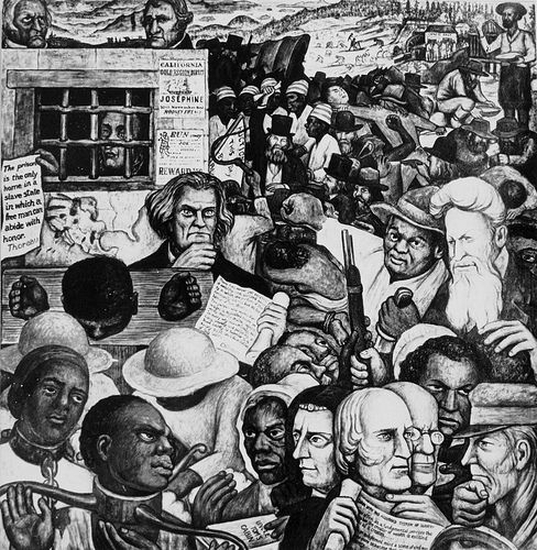 Today in labor history: Nat Turner begins anti-slavery revolt