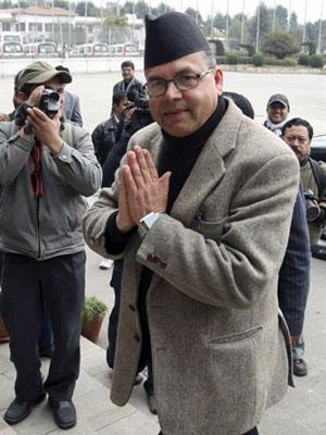 Nepal elects new prime minister