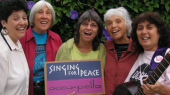 Singing for change: Soundtrack of a movement