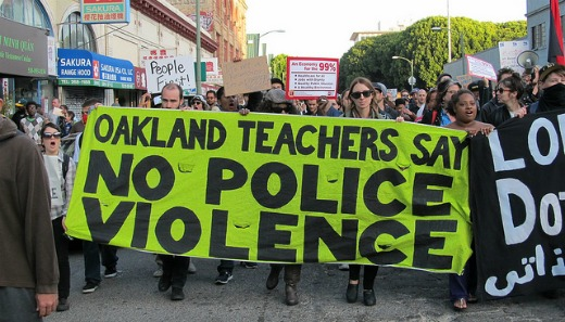 Occupy movement can win with nonviolence
