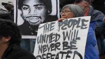 Protests greet release of Oscar Grant's killer