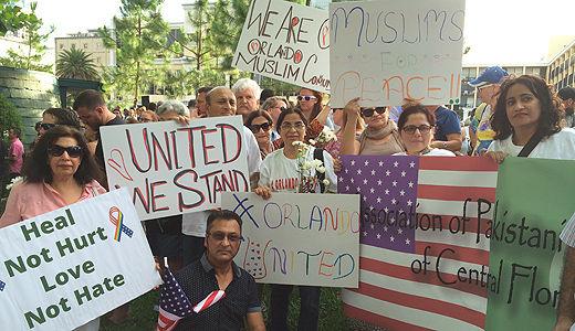 Anxious Orlando Muslim community focused on healing