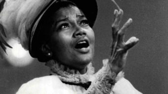 Today in women's history: Actor Pearl Baily was born