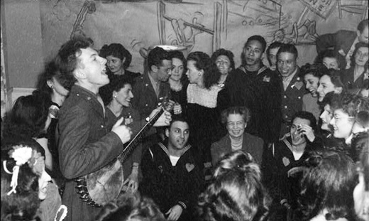 Pete Seeger, we honor you