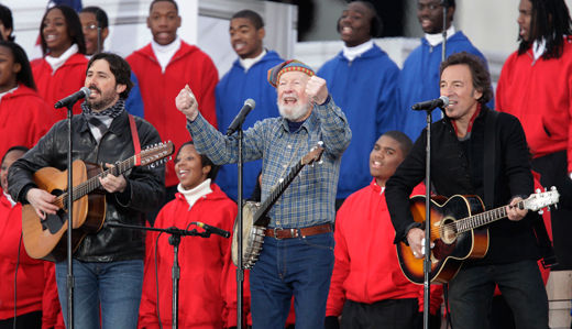 A song for Pete Seeger