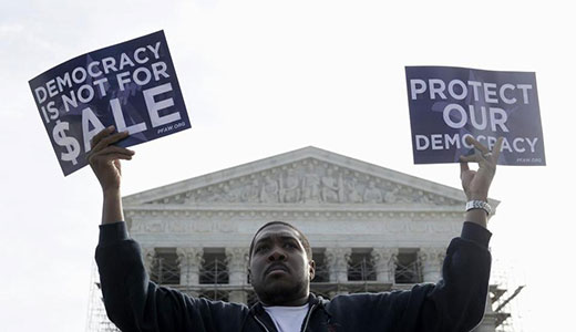 Supreme Court extends attack on democracy with McCutcheon decision