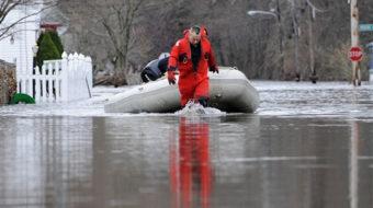 As flood waters recede, deeper questions emerge