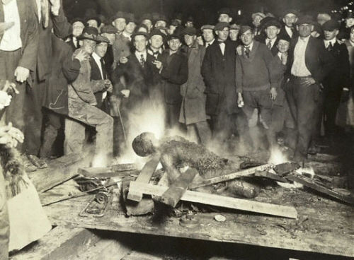 Terrorism and the lessons of African American history