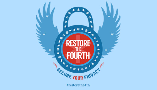 Movement to restore the Fourth Amendment mobilizes for July 4