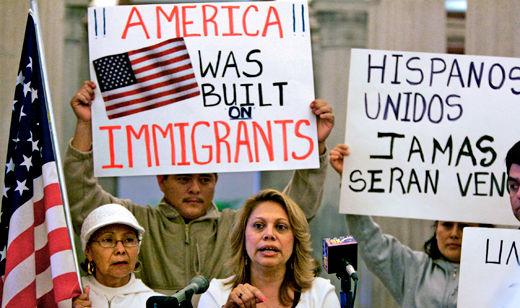 South Carolina passes anti-immigration law