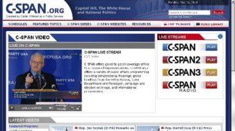 C-SPAN broadcasts Communist Party USA keynote