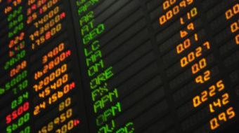 Stock market gets giddy over Massachusetts