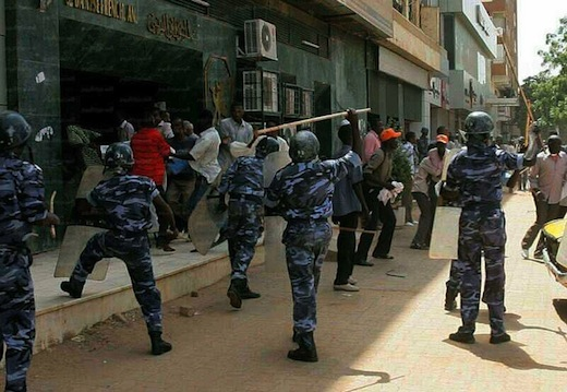 Sudanese rise up against massive price hikes, repression