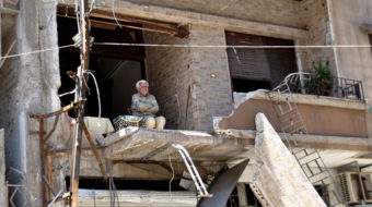Another Iraq? U.S. aids Saudis in Syria intervention